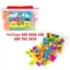 ตัวต่อของเล่นเด็ก I.Q.Block 320ชิ้น ฐานต่อ thumbnail 3