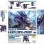 BT ZOIDS HMM 1/72 LIGER ZERO JAGER CLEAR ver MODEL KIT GBT030A thumbnail 2