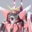 HG SEED (32) 1/144 Infinite Justice Gundam thumbnail 2