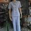 ชุดพยาบาลปกเทเลอร์แหลม thumbnail 1