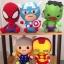 ตุ๊กตา marvel : ครบset 5 ตัว thumbnail 1
