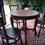 ชุดโต๊ะ+เก้าอี้เชคโก3ตัว รหัส6560ck thumbnail 7