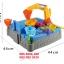 ชุดกระบะทรายของเล่นเด็ก+แม็คโครตักทราย thumbnail 4