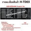 H Trial Deck 3 : Dragonic Star (BFT-H-TD03) ภาค 2 ชุดที่ 3 thumbnail 2
