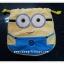 ถุงผ้าหูรูด ลาย มินเนี่ยน Minion Despicable Me (ซื้อ 12 ชิ้น ราคาส่งชิ้นละ 100 บาท) thumbnail 1