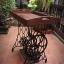 โต๊ะขาจักรsinger สำหรับ เครื่องดื่ม-อาหาร รหัส131160ts thumbnail 3