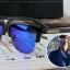 แว่นกันแดด HAWKERS DIAMOND BLACK SKY CLASSIC <ปรอทน้ำเงิน> thumbnail 1