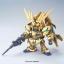 SD (394) RX-0 Unicorn Gundam 03 Phenex thumbnail 7