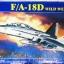 1/72 F A-18D WILD WEASEL thumbnail 1