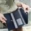 Lucky Wallet กระเป๋าโชคดีสีชมพูรับทรัพย์คนเกิดวันอังคาร วันศุกร์ กระเป๋าคลัทช์ซองจดหมาย มีช่องซิปใส่เหรียญในตัว thumbnail 6