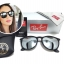 แว่นกันแดด RB 4171 erika 601/5A 54-18 3N <ปรอทเงิน> thumbnail 1