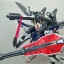 MG (008) 1/100 GUNDAM STRIKE E + I.W.S.P. Rukas Odnel Use thumbnail 7