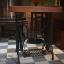 โต๊ะขาจักรsinger สำหรับ เครื่องดื่ม-อาหาร รหัส131160ts thumbnail 7