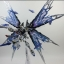 [ZGFM-X20A] MG 1/100 Strike Freedom Ver.MB + Wing of light parts [Daban] thumbnail 1