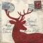 NV-74059 แนพกิ้น33 letter deer thumbnail 1