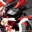 MG 1/100 ASTRAY RED FRAME + Back Pack part [Fired Dragon] thumbnail 4
