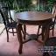 ชุดโต๊ะ+เก้าอี้เชคโก3ตัว รหัส6560ck thumbnail 3