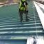 ชุดอุปกรณ์กันตกในแนวขวาง สำหรับงานบนหลังคา ป้องกันการตก Horizontal Anchorage Lifeline System on Rigid Cable Line Ref : HORIZON PN 4000 (Over the Head) (สอบถามรายละเอียดเพื่อขอใบเสนอราคา) thumbnail 3
