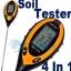 PH01-เครื่องวัดดิน ระบบดิจิตอล 4in1 วัดค่ากรดด่าง PH meter, วัดความชื้น, วัดอุณหภูมิ, ความเข้มแสง รุ่น AMT300/KCB300 thumbnail 3