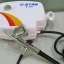U-STAR Airbrush & Compressor System R-201 High-Performance White Color thumbnail 5