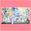 Yu-Gi-Oh! ZEXAL OCG Duelist Set Lightsworn Judgment Sneak Peek Playmat (Duel Field) 95% thumbnail 1