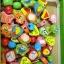 ร้อยเชือกไม้ของเล่นเด็ก จับคู่สัตว์-อาหาร thumbnail 3