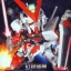 SD Gundam Astray Red Frame thumbnail 1