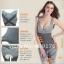 L-XL ชุดกระชับสัดส่วน Bamboo Slimming Suits อกชิด เอวคอด เซ็กซี่ทันที thumbnail 7