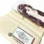 กระเป๋าสตางค์ใบยาวลายการ์ตูนผู้หญิง น่ารักมาก สีครีม ขนาด 2 พับ thumbnail 5