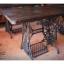 โต๊ะขาจักรเหล็กหล่อ รหัส7561ts thumbnail 8