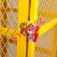 ตู้เก็บสารเคมี Gas Cylinder Storage Cages รุ่น WA710309 thumbnail 5
