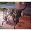 โต๊ะขาจักรเหล็กหล่อ รหัส7561ts thumbnail 11