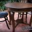 ชุดโต๊ะ+เก้าอี้เชคโก3ตัว รหัส6560ck thumbnail 4