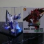 Model Display Box + LED / ตู้โชว์โมเดล 1/144 & 1/100 thumbnail 5