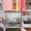 ชุดห้องครัวของเล่นเด็ก มีไมโครเวฟ มีตู้เย็น Modern Kitchen thumbnail 3