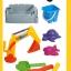 ชุดกระบะทรายของเล่นเด็ก+แม็คโครตักทราย thumbnail 5
