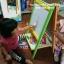 กระดานไม้สำหรับเด็ก แบบขาตั้ง เขียนได้ 2 ด้าน thumbnail 6