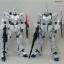 MG (005A) 1/100 RX-O Unicorn Gundam Ver. Ka Titanium Finish + ปืนกลคู่ 1 กระบอก + แผ่นรองตัด thumbnail 10