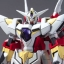 HG OO (53) 1/144 CB-0000G/C Reborns Fighter Gundam thumbnail 2