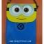 กระเป๋าใส่มือถือ หรือ ของกระจุ๊กกระจิ๊ก ลายมินเนี่ยน Minion Despicable Me แบบหนัง พร้อมสายสะพาย thumbnail 4