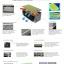โคมไฟLED Flood Light 210w - new series thumbnail 3
