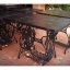 โต๊ะขาจักรเหล็กหล่อ รหัส7561ts thumbnail 1