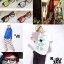 แว่นตาแฟชั่น เกาหลี EWK001 กรอบดำ ขาสีชมพู thumbnail 2