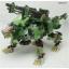 BT ZOIDS HMM 1/72 LIGER ZERO PANZER CLEAR Ver MODEL KIT GBT032A thumbnail 3