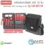 เครื่องมือช่างไฟฟ้า VDE 16 ชิ้น ยี่ห้อ KENNEDY ประเทศอังกฤษ Electricians VDE Tool Bag & Kit -16 Piece thumbnail 1