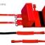เปลลำเลียง รุ่น YDC 7B2 พร้อมอุปกรณ์หมอนล๊อคศีรษะครบชุด (YDC7B2) PE Stretcher by WhiteMKT thumbnail 6