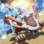 D-Style ZOID Blade Liger White Color Ver. [Momoko] thumbnail 1