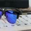 แว่นกันแดด HAWKERS DIAMOND BLACK SKY CLASSIC <ปรอทน้ำเงิน> thumbnail 4