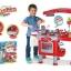 ชุดครัวใหญ่ของเล่นเด็ก ครัวเบอร์เกอร์ พร้อมอุปกรณ์มากมาย thumbnail 5