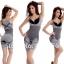 L-XL ชุดกระชับสัดส่วน Bamboo Slimming Suits อกชิด เอวคอด เซ็กซี่ทันที thumbnail 2